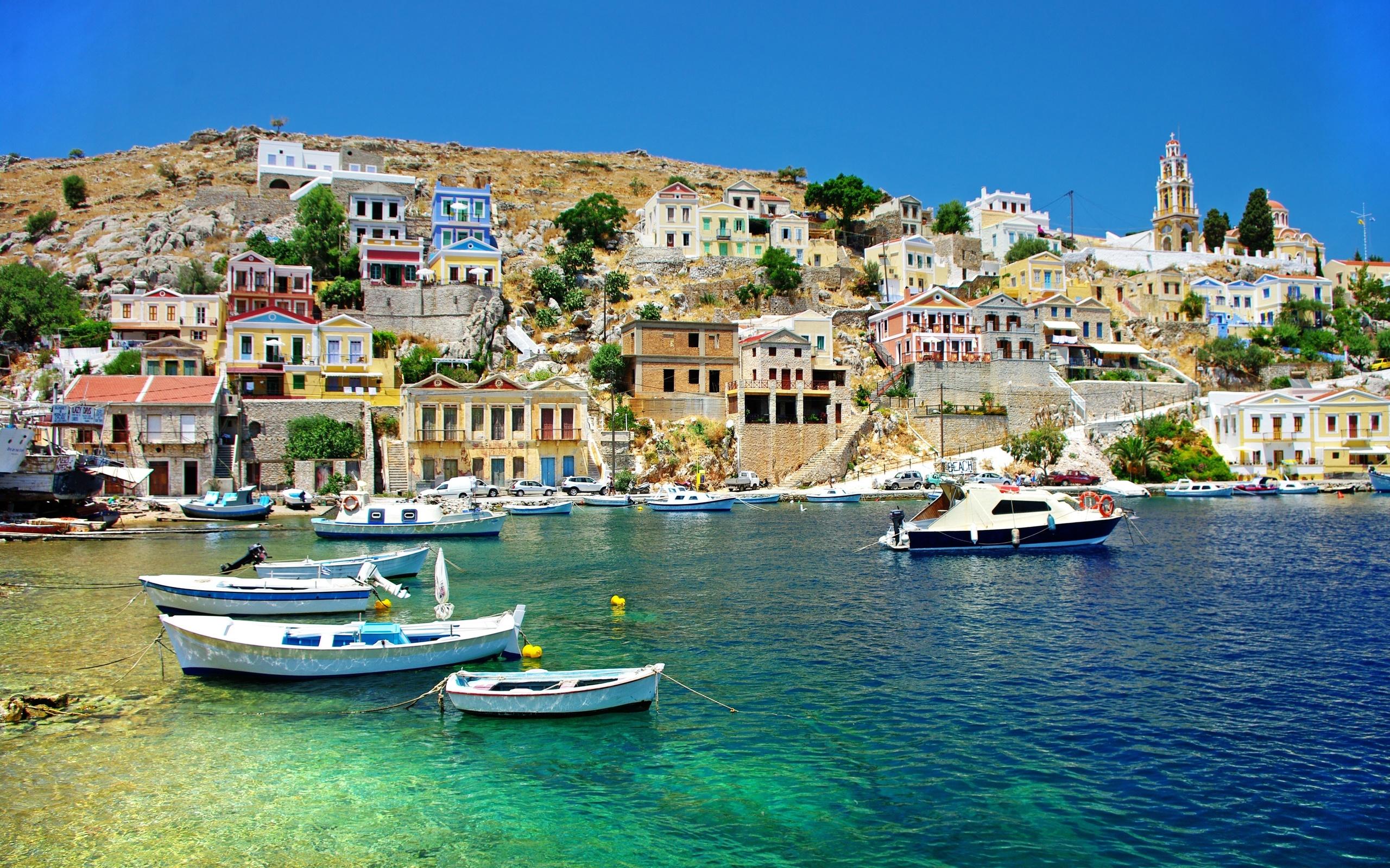 Горящие туры из Питера в Грецию на 3 ночи всего от 8700 рублей