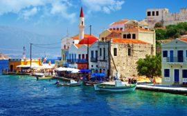 Бюджетный тур из Москвы на Кипр