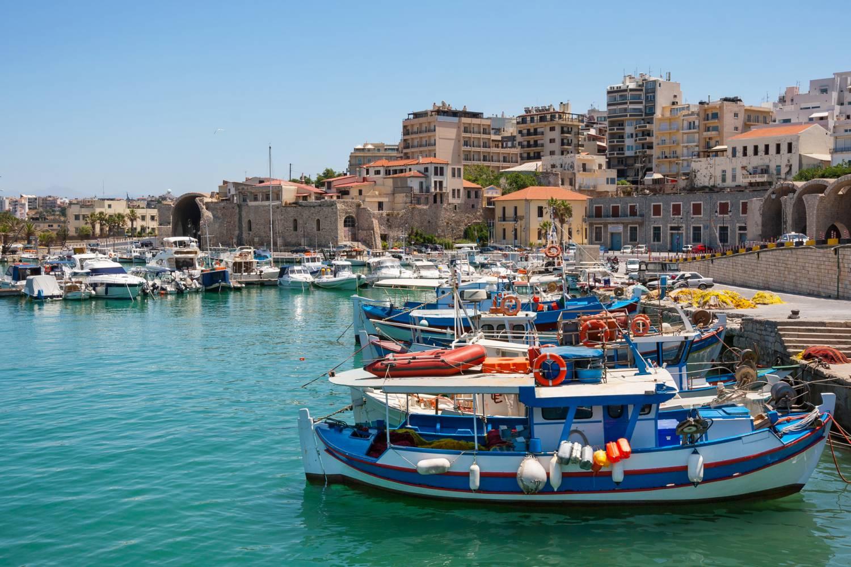 Отличный тур из Москвы на остров Крит всего за 9300 рублей