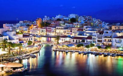 Горящий тур в Грецию на остров Крит на 11 дней за 10000 рублей