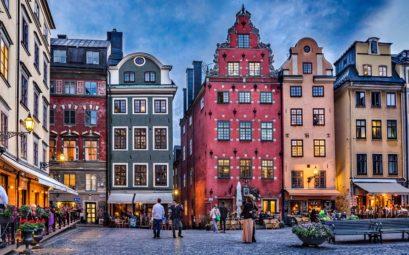 Билеты на Новый Год в Стокгольм