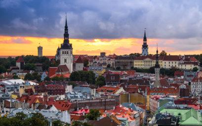 Распродажа билетов Ecolones из Петербурга в Таллин