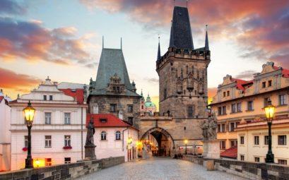Дешевый тур в Прагу