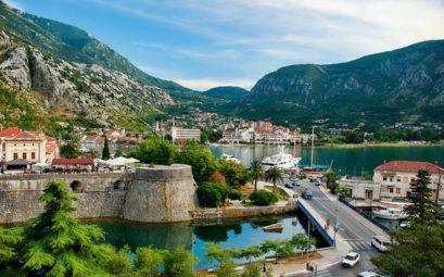 Очень горящий тур в Черногорию на 5 дней за 10000 рублей