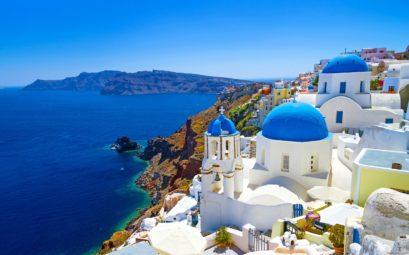 Очень горящий тур из Москвы в Грецию на 4 дня