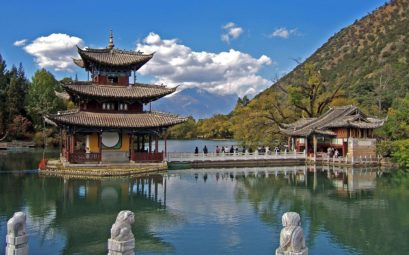 горящий тур в безвизовый Китай
