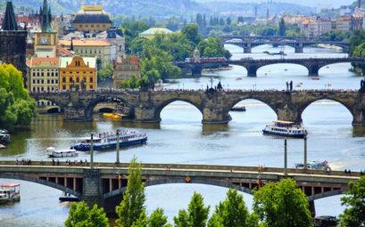 Горящий тур из Москвы в Чехию всего за 9600 рублей
