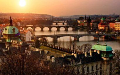 Из Петербурга в Чехию