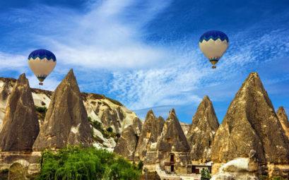 Горящие туры из Москвы в Турцию на 8 дней