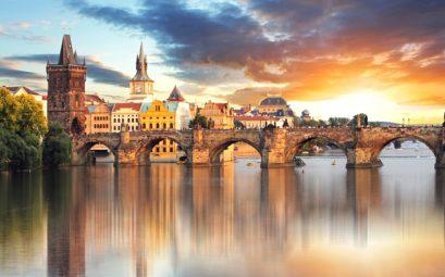Дешевый билет из Петербурга в Прагу