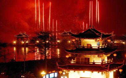 Горящий Тур на Новый Год в Китай