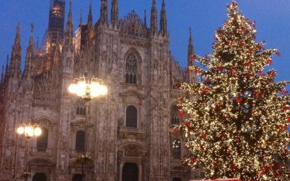 Дешевые авиабилеты на Новый Год в Италию