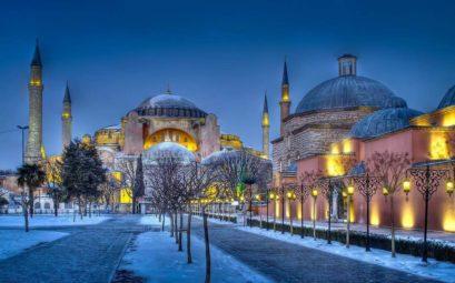Горящий тур на Новый Год в Турцию