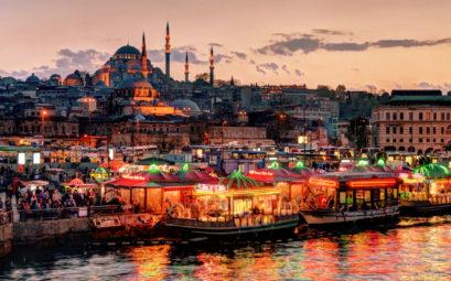 Билеты из Москвы в Стамбул и обратно