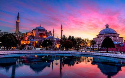 Бюджетный тур в Турцию из Москвы всего от 7200 рублей
