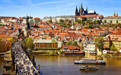 Горящий тур из Петербурга в Прагу на 5 дней