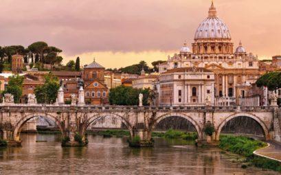 Дешевый билет из Москвы в Рим