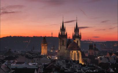 Дешевый тур в Прагу из Петербурга