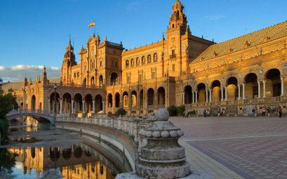 Горящий тур из Москвы в Испанию на 7 дней за 12100 рублей