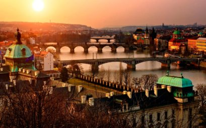 Тур на Февраль из Петербурга в Прагу