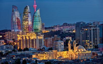 Билеты из Петербурга в Баку и обратно