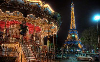 Распродажа авиабилетов из Москвы и Петербурга в Париж