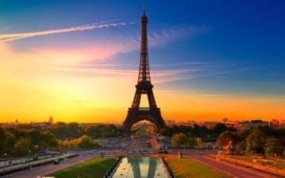 Дешевые билеты из Петербурга в Париж