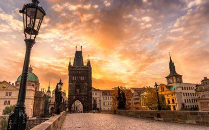 Очень дешевый тур из Москвы в Прагу всего за 9885 рублей