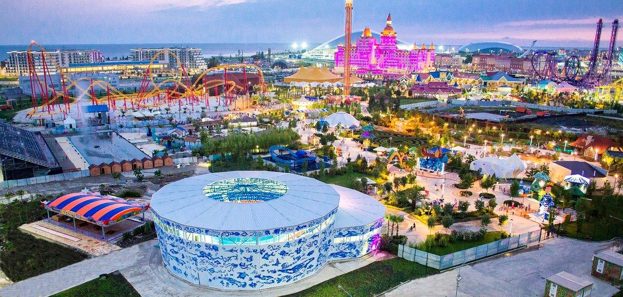 Горящий тур на 2 недели из Москвы в Сочи
