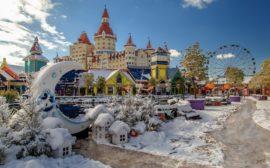 Тур из Петербурга в Сочи