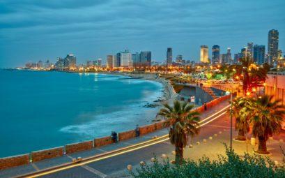 Билеты от Aegan из Москвы в Израиль всего за 8000 рублей