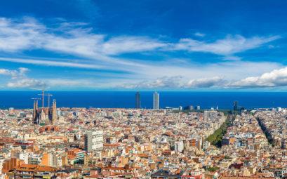 Билет из Санкт-Петербурга в Барселону всего за 3635 рублей