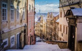 Билет на чартер из Москвы в Прагу и обратно