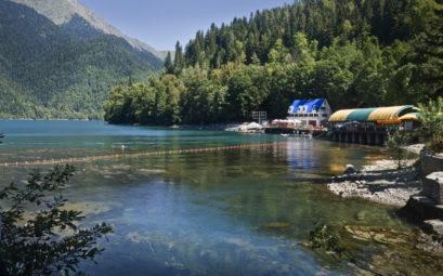 Горящие туры из Петербурга в Абхазию