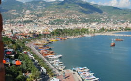 Горящие туры из Петербурга в Турцию