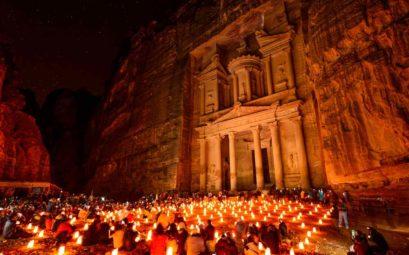 Горящие туры на июньские праздники в Иорданию