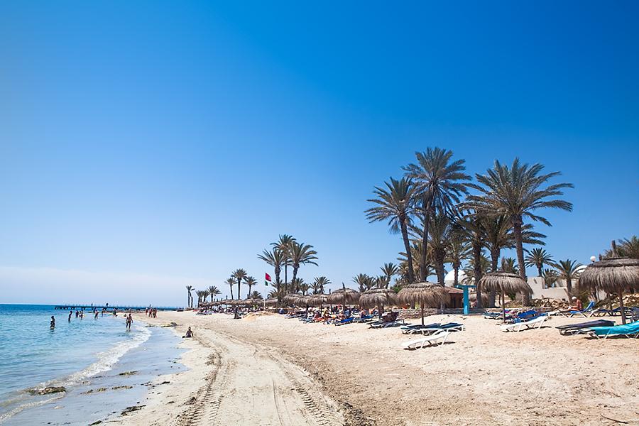 горящие туры в тунис джерба