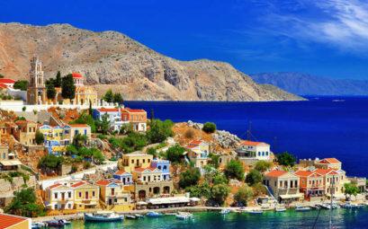 Очень горящий тур в Грецию