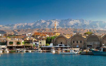 Горящий тур на май из Москвы на остров Крит за 13900 рублей