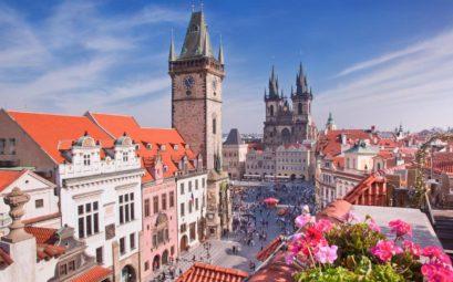 Горящий тур на 23 февраля из Москвы в Прагу за 9600 рублей