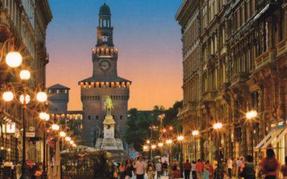 Дешевые авиабилеты из Москвы в Милан и обратно за 6600 рублей