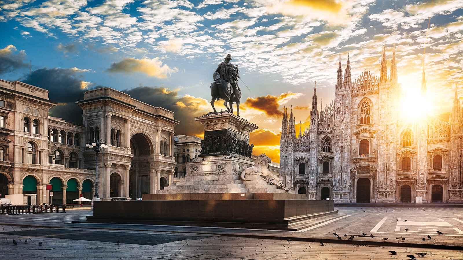Дешевые билеты из Москвы в Милан