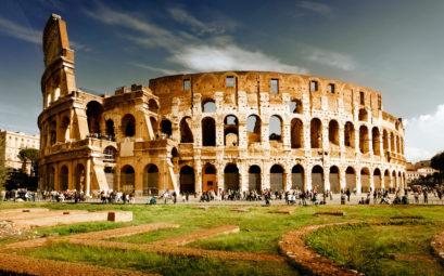 Дешевые билеты на лето из Москвы в Рим за 10700 рублей