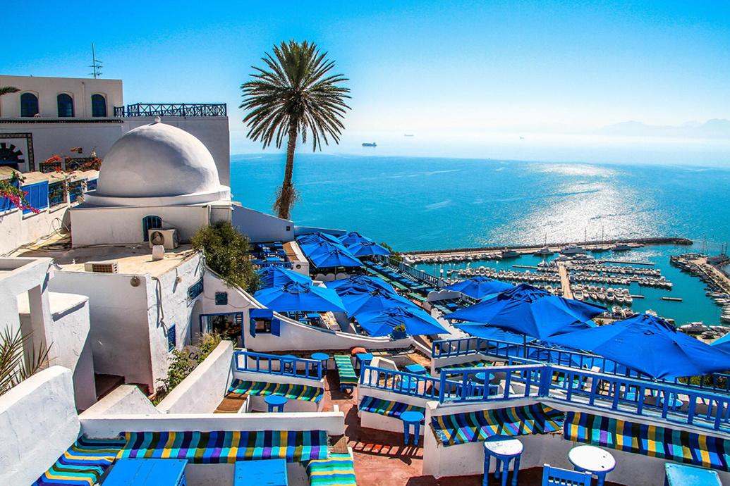 Отличный тур из Москвы в Тунис за 14600 рублей