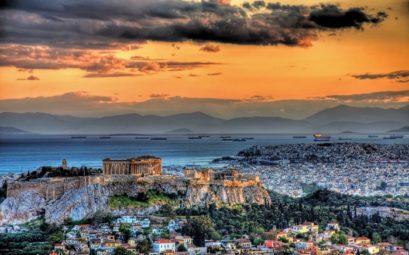Очень дешевые билеты из Москвы в Афины