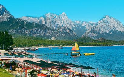 Отличный тур в Турцию на 8 дней из Москвы за 9100 рублей