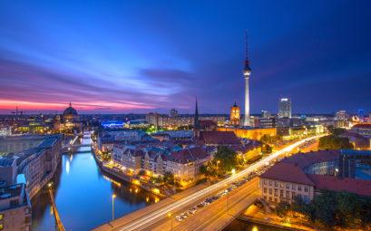 Распродажа билетов из Петербурга в Берлин