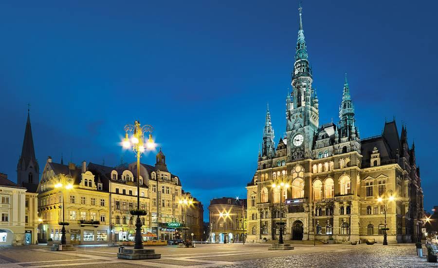 Тур в Чехию из Петербурга на 8 дней за 14300 рублей