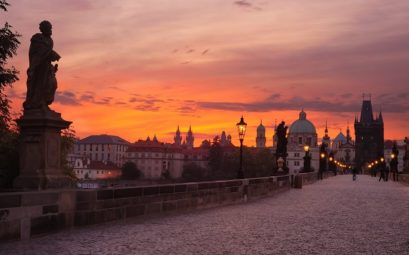 горящий тур на 8 марта в Прагу