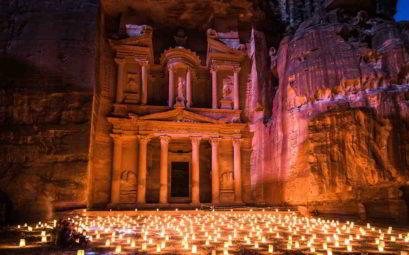 Горящие туры в Иорданию на лето